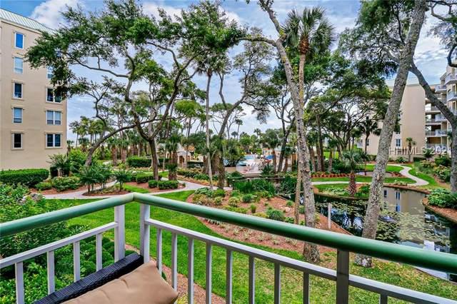 63 Ocean Lane #2112, Hilton Head Island, SC 29928 (MLS #415491) :: RE/MAX Island Realty