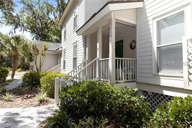 12 Valencia Road #9, Hilton Head Island, SC 29928 (MLS #415497) :: Hilton Head Real Estate Partners