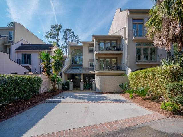16 Spinnaker Court, Hilton Head Island, SC 29928 (MLS #415503) :: Collins Group Realty