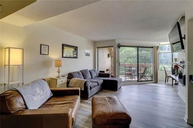 13 Harbourside Lane #7161, Hilton Head Island, SC 29928 (MLS #415506) :: Hilton Head Real Estate Partners
