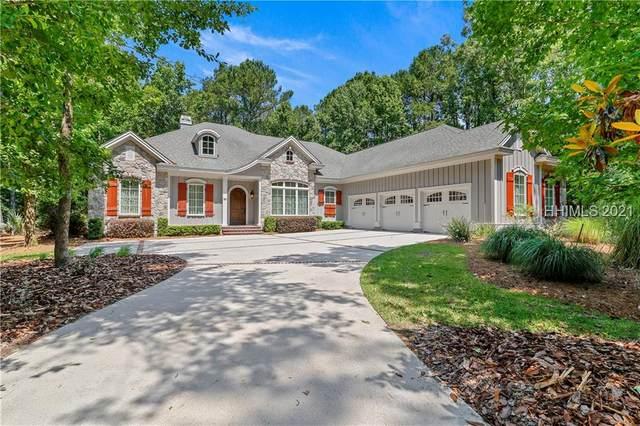 54 Driftwood Court W, Bluffton, SC 29910 (MLS #415547) :: Southern Lifestyle Properties