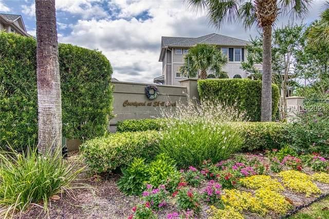 Courtyard Common #15, Hilton Head Island, SC 29926 (MLS #415551) :: Hilton Head Real Estate Partners