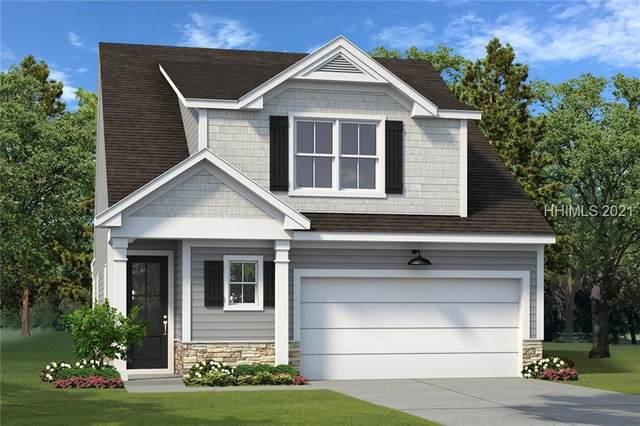 144 Garden Row Drive N, Hardeeville, SC 29927 (MLS #415580) :: Coastal Realty Group