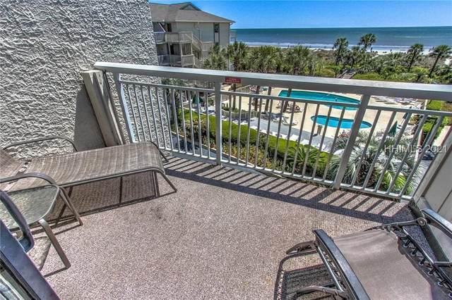 4 N Forest Beach Drive #324, Hilton Head Island, SC 29928 (MLS #415583) :: Hilton Head Real Estate Partners