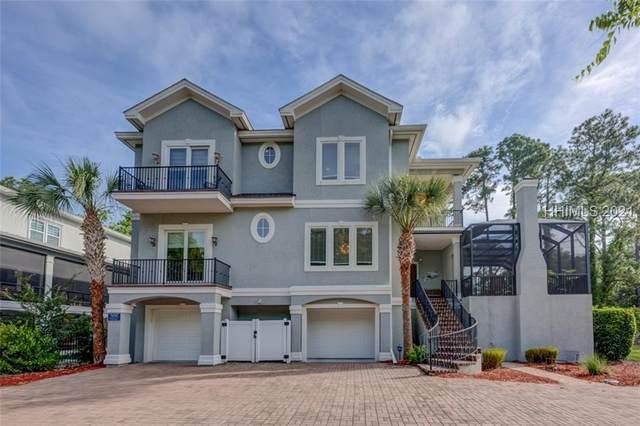 7 Abalone Lane, Hilton Head Island, SC 29928 (MLS #415590) :: Coastal Realty Group