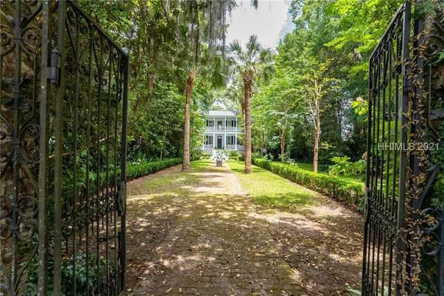 711 Prince Street, Beaufort, SC 29902 (MLS #415606) :: Hilton Head Dot Real Estate