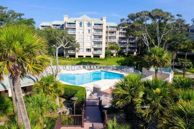 77 Ocean Lane #515, Hilton Head Island, SC 29928 (MLS #415607) :: The Etheridge Group