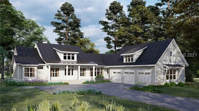 3 Merion Way, Bluffton, SC 29910 (MLS #415662) :: Southern Lifestyle Properties