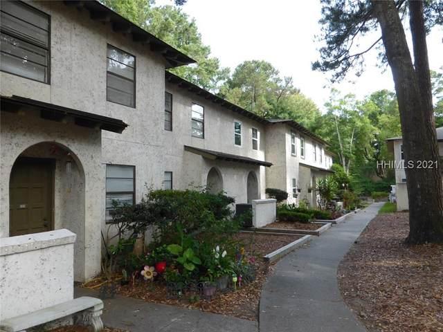 400 Wm Hilton Parkway #70, Hilton Head Island, SC 29926 (MLS #415664) :: Beth Drake REALTOR®
