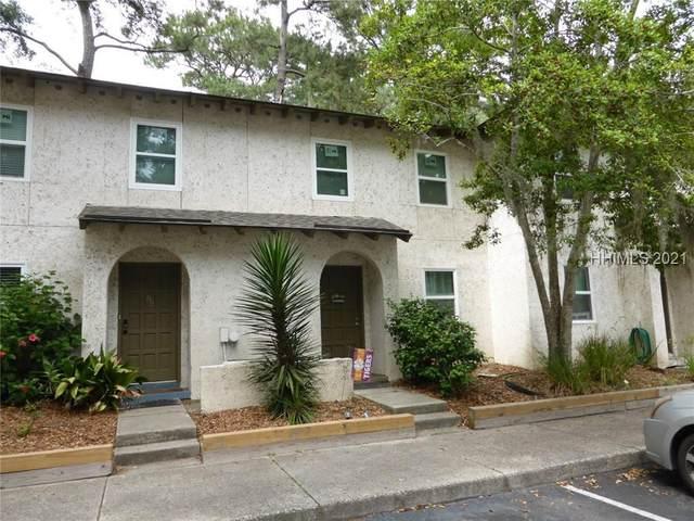 400 Wm Hilton Parkway #80, Hilton Head Island, SC 29926 (MLS #415665) :: Beth Drake REALTOR®