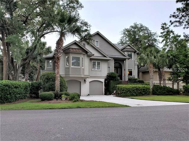 24 Spartina Crescent, Hilton Head Island, SC 29928 (MLS #415685) :: Collins Group Realty