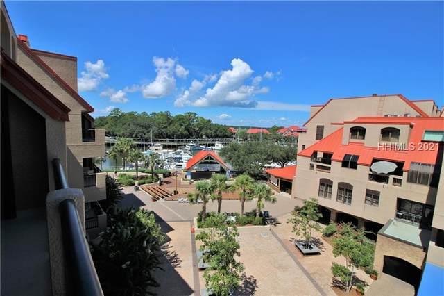 9 Harbourside Lane 7325A, Hilton Head Island, SC 29928 (MLS #415692) :: The Sheri Nixon Team