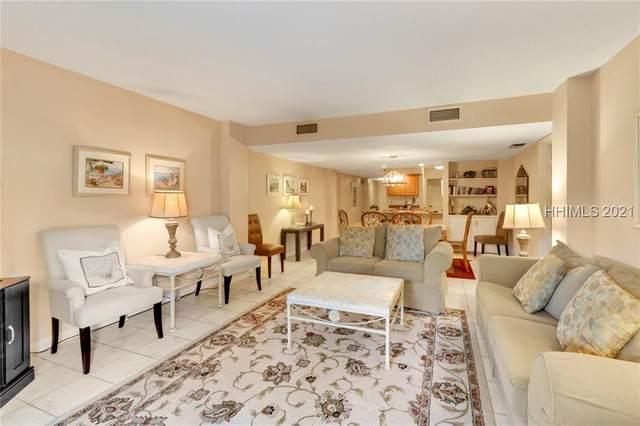 11 S Forest Beach Drive #422, Hilton Head Island, SC 29928 (MLS #415706) :: Hilton Head Real Estate Partners