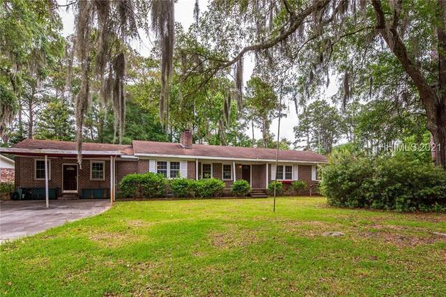 2610 1st Boulevard, Beaufort, SC 29902 (MLS #415721) :: The Alliance Group Realty