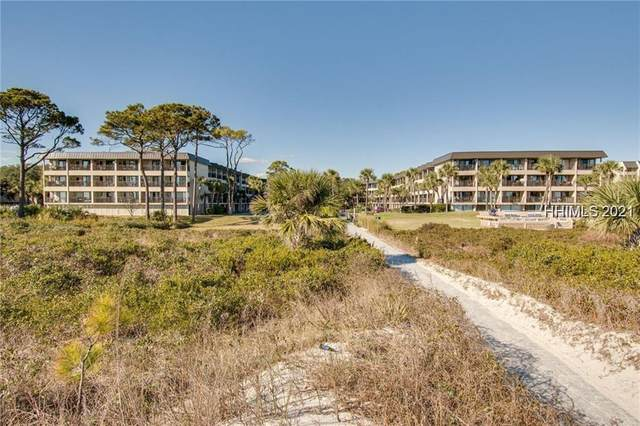 23 S Forest Beach #128, Hilton Head Island, SC 29928 (MLS #415736) :: The Alliance Group Realty