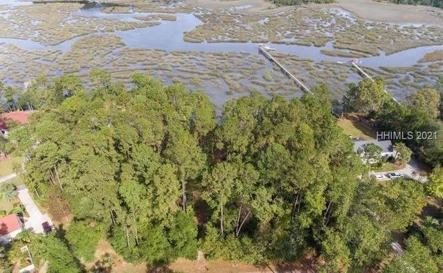 11 Pleasant Place Dr, Beaufort, SC 29907 (MLS #415748) :: The Alliance Group Realty
