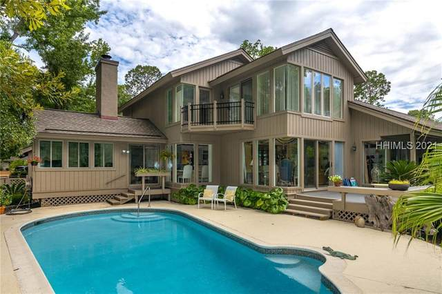 80 Governors Road, Hilton Head Island, SC 29928 (MLS #415762) :: RE/MAX Island Realty
