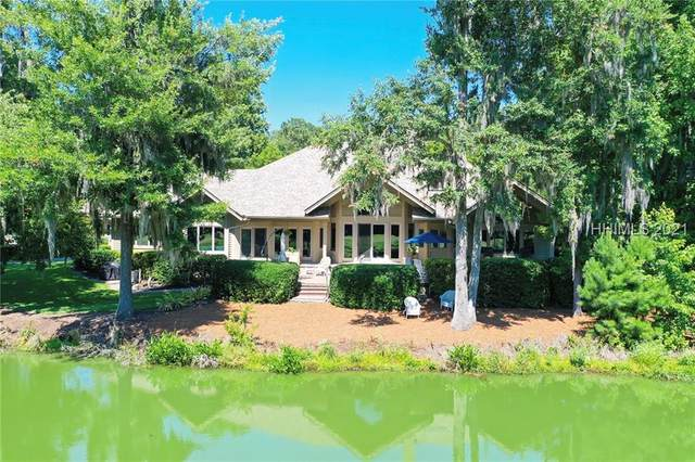 52 Knollwood Drive, Hilton Head Island, SC 29926 (MLS #415783) :: Hilton Head Real Estate Partners