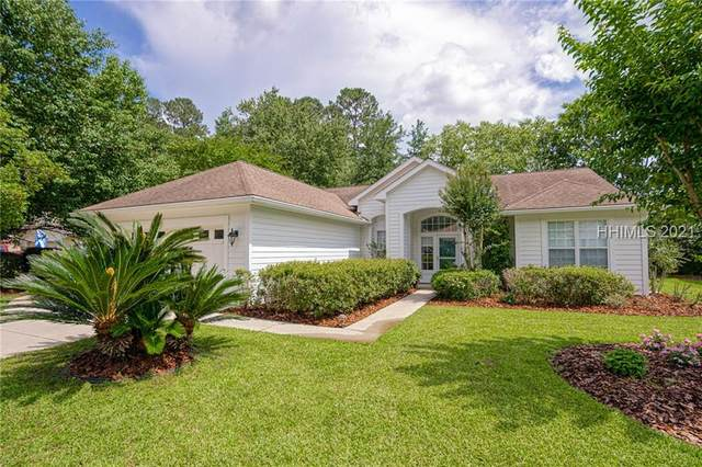116 Honey Hill Drive, Bluffton, SC 29909 (MLS #415810) :: Southern Lifestyle Properties