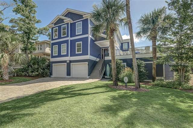 27 Pelican Street, Hilton Head Island, SC 29928 (MLS #415811) :: Hilton Head Real Estate Partners