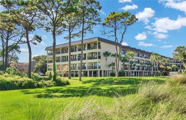 23 S Forest Beach #230, Hilton Head Island, SC 29928 (MLS #415847) :: Collins Group Realty