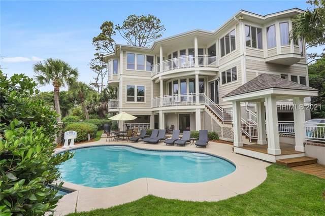 22 Dove Street, Hilton Head Island, SC 29928 (MLS #415855) :: Hilton Head Dot Real Estate