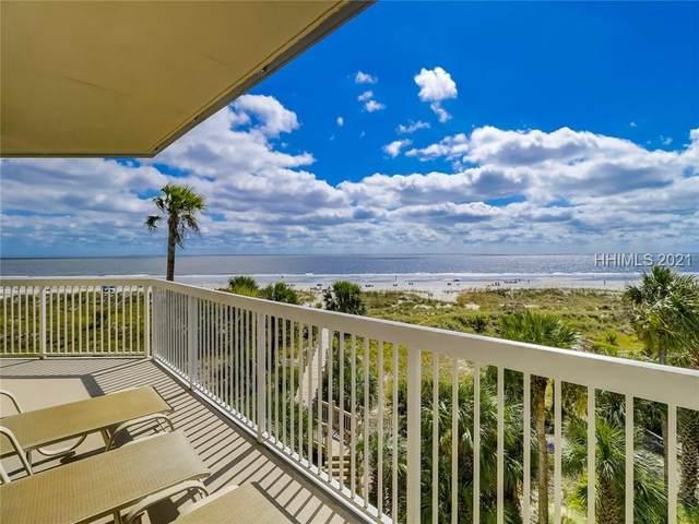 77 Ocean Lane #313, Hilton Head Island, SC 29928 (MLS #415861) :: Southern Lifestyle Properties