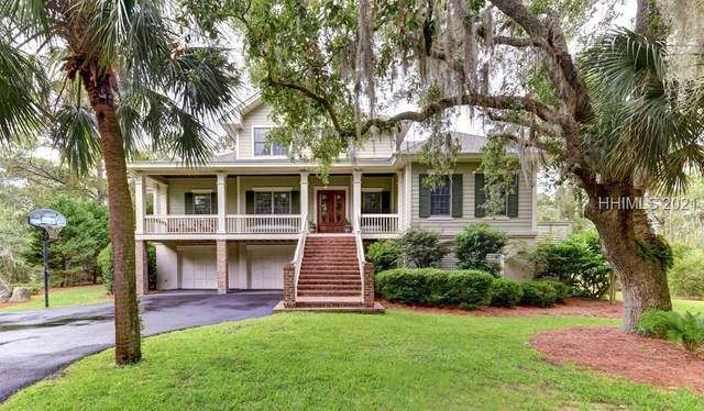 8 Loggerhead Court, Hilton Head Island, SC 29926 (MLS #415866) :: Southern Lifestyle Properties