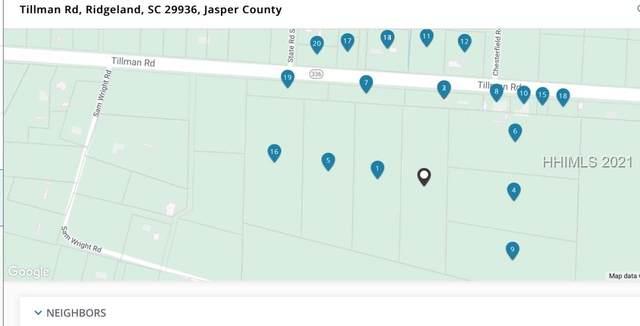Tillman Road, Ridgeland, SC 29936 (MLS #415880) :: The Etheridge Group