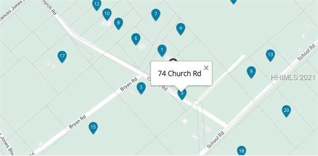 74 Church Road, Daufuskie Island, SC 29915 (MLS #415885) :: Hilton Head Real Estate Partners