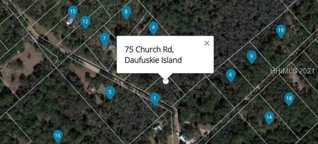 75 Church Road, Daufuskie Island, SC 29915 (MLS #415886) :: Hilton Head Real Estate Partners