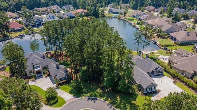 8 Grassy Cove Court, Bluffton, SC 29910 (MLS #415897) :: Hilton Head Real Estate Partners