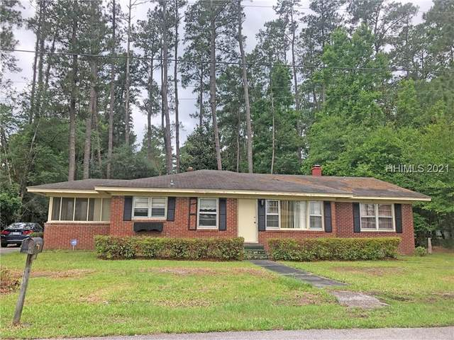135 Peachtree Street, Varnville, SC 29944 (MLS #415917) :: Southern Lifestyle Properties