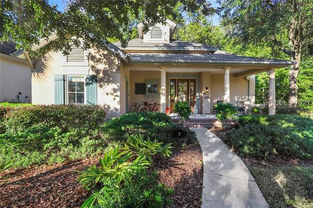 7 Warrington Place, Bluffton, SC 29910 (MLS #415952) :: Charter One Realty