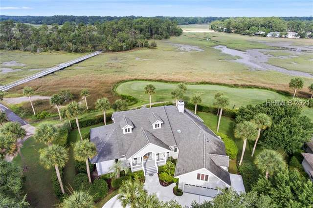 40 Spartina Point Dr, Hilton Head Island, SC 29926 (MLS #415954) :: Charter One Realty