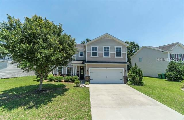 63 Sago Palm Drive, Bluffton, SC 29910 (MLS #415967) :: Luxe Real Estate Services