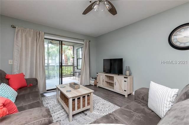 137 Cordillo Parkway #7105, Hilton Head Island, SC 29928 (MLS #415973) :: Southern Lifestyle Properties
