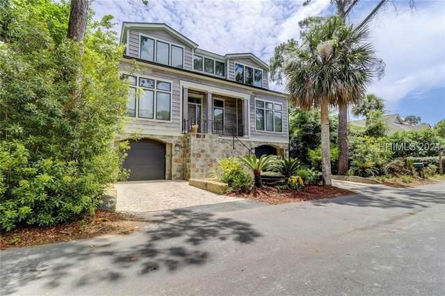 9 Bayberry Lane, Hilton Head Island, SC 29928 (MLS #415983) :: The Sheri Nixon Team