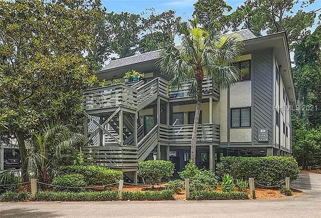 104 Cordillo Parkway D3, Hilton Head Island, SC 29928 (MLS #415989) :: Hilton Head Real Estate Partners