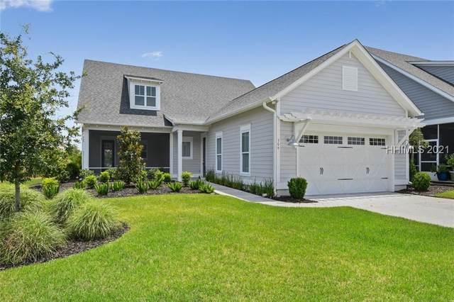 306 Castaway Drive, Bluffton, SC 29910 (MLS #416037) :: RE/MAX Island Realty