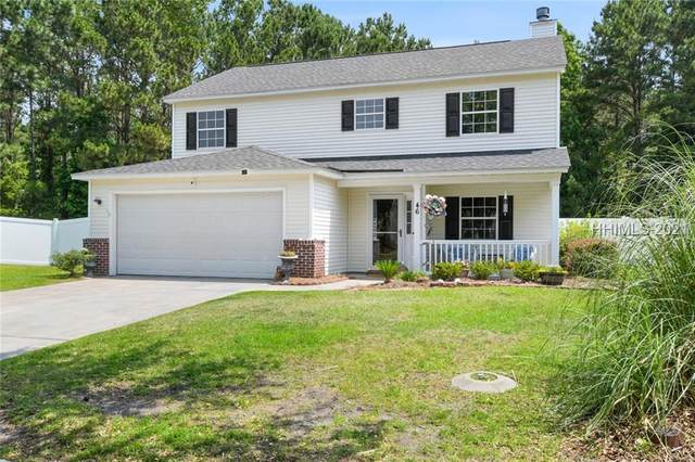 46 Lakeside Drive, Bluffton, SC 29910 (MLS #416045) :: The Alliance Group Realty