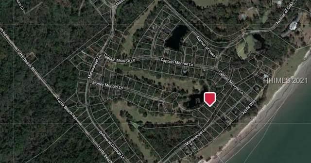 93 Martinangel Lane, Daufuskie Island, SC 29915 (MLS #416057) :: The Etheridge Group