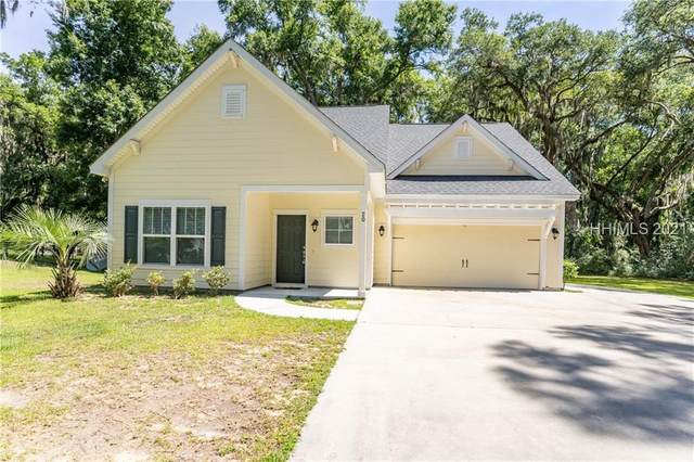 20 Laughing Gull Drive, Beaufort, SC 29907 (MLS #416064) :: Coastal Realty Group