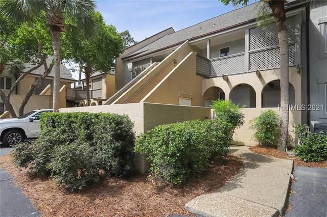 100 Colonnade Road #154, Hilton Head Island, SC 29928 (MLS #416119) :: The Etheridge Group