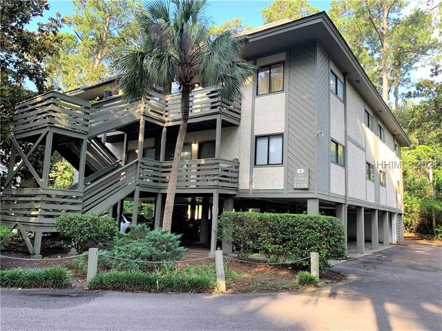 104 Cordillo Parkway D5, Hilton Head Island, SC 29928 (MLS #416122) :: The Alliance Group Realty