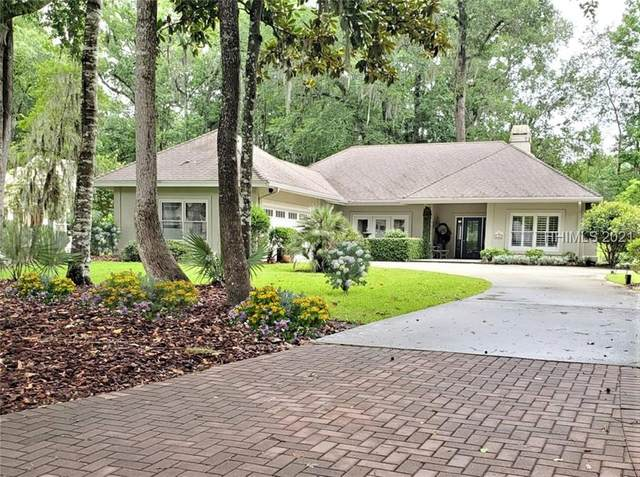13 Greenwood Drive, Bluffton, SC 29910 (MLS #416132) :: The Alliance Group Realty