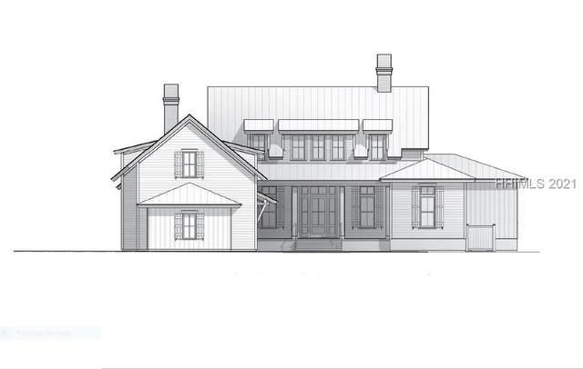 372 Waterfowl Road, Bluffton, SC 29910 (MLS #416151) :: Hilton Head Dot Real Estate