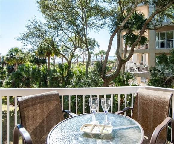 77 Ocean Lane #216, Hilton Head Island, SC 29928 (MLS #416165) :: Hilton Head Dot Real Estate