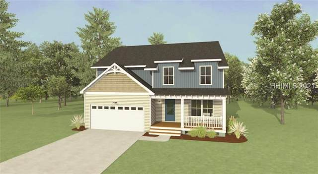 484 Live Oak Road, Ridgeland, SC 29936 (MLS #416166) :: The Etheridge Group