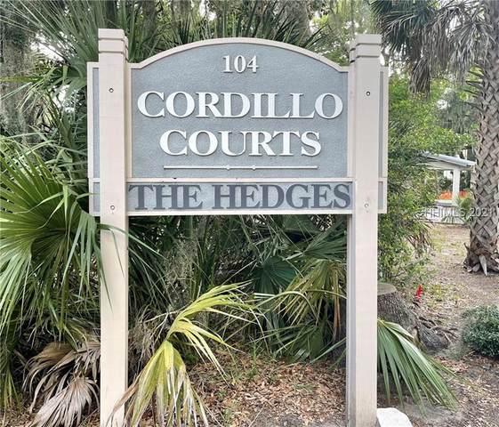 104 Cordillo Parkway H4, Hilton Head Island, SC 29928 (MLS #416170) :: RE/MAX Island Realty